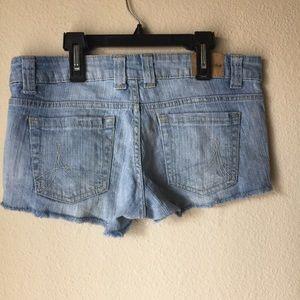 Anchorblue jean short shorts